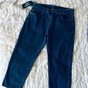 NWT Dr. Denim Haze cropped jeans!